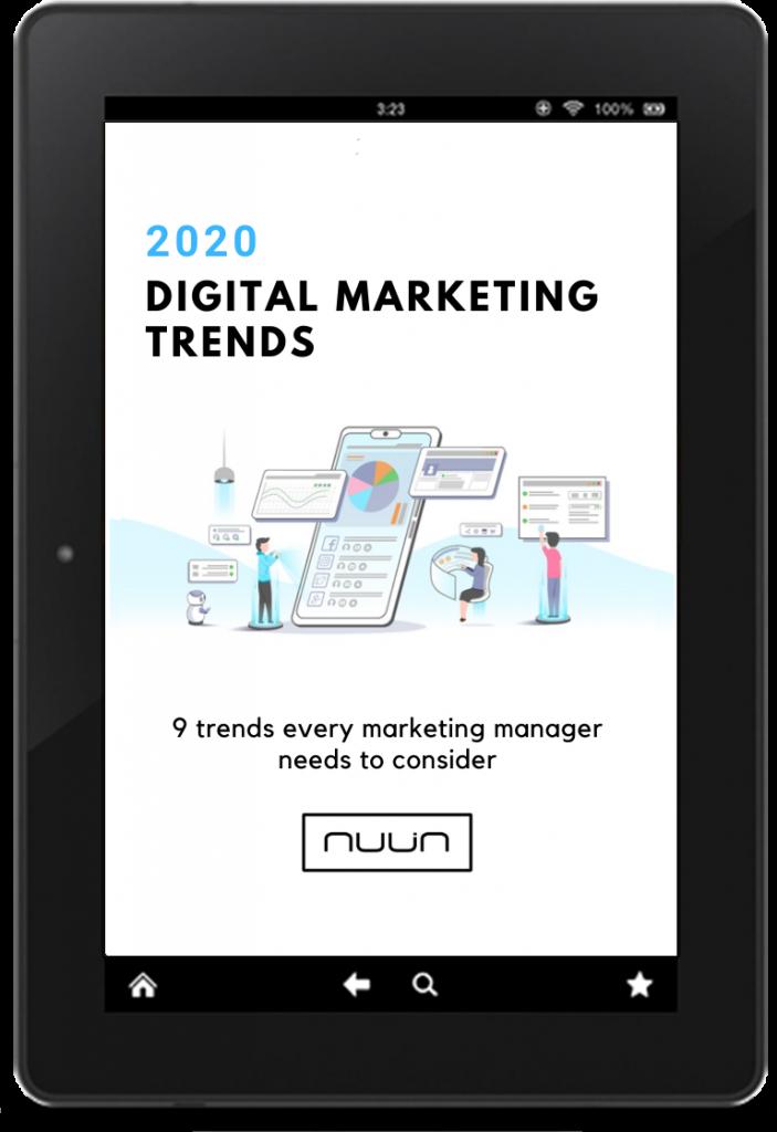 digital marketing ebook 2020