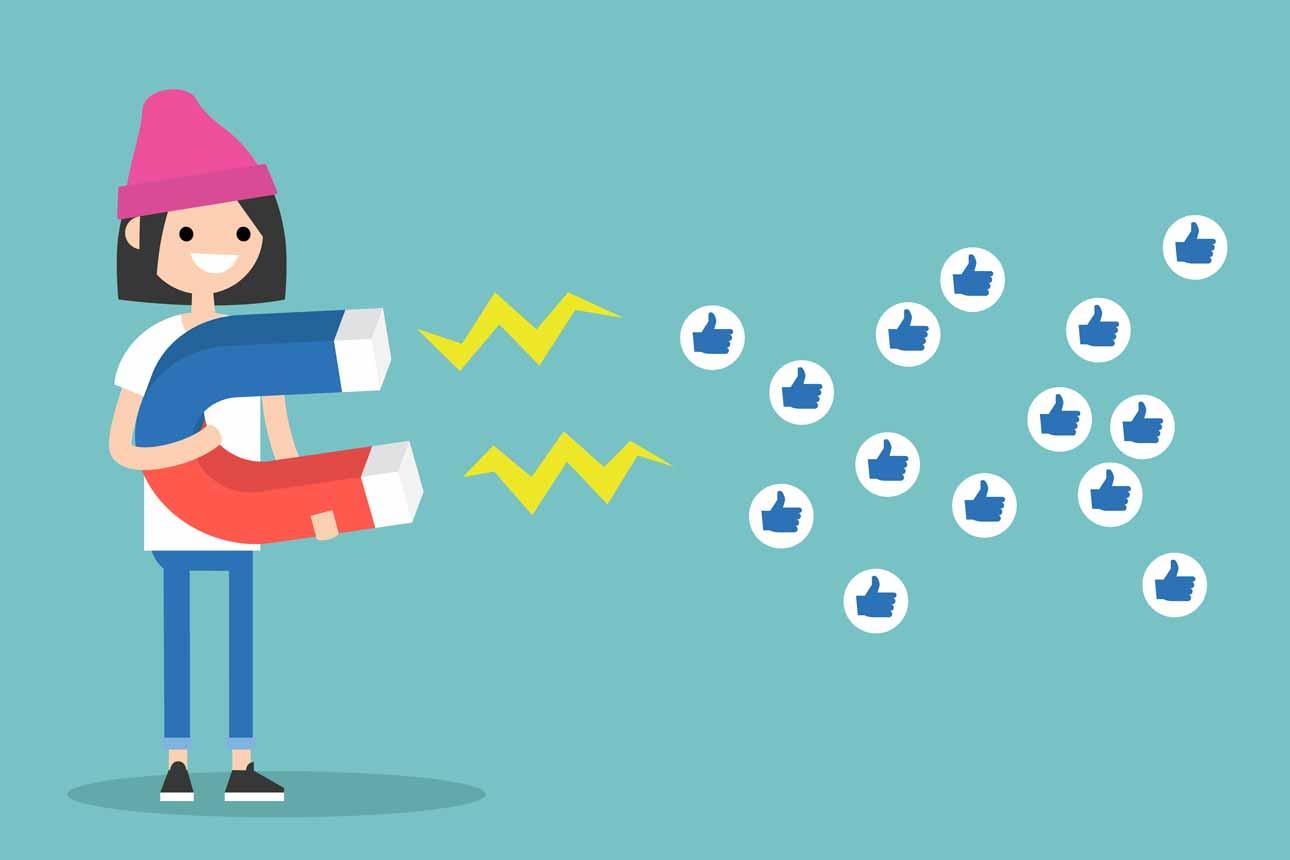 tips to get more likes social media calgary