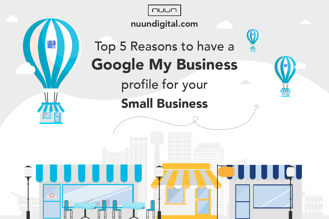 google my business, gmb, local business, small business marketing
