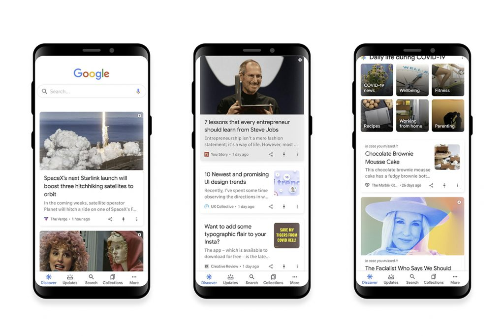 Search Engine Marketing- Google Discover
